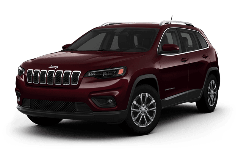 2021 Jeep® Cherokee North - Velvet Red Pearl