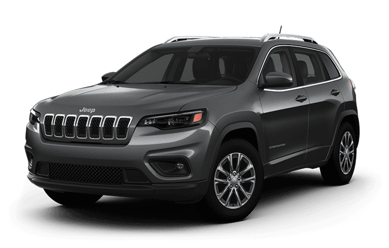 2021 Jeep® Cherokee North - Billet Metallic