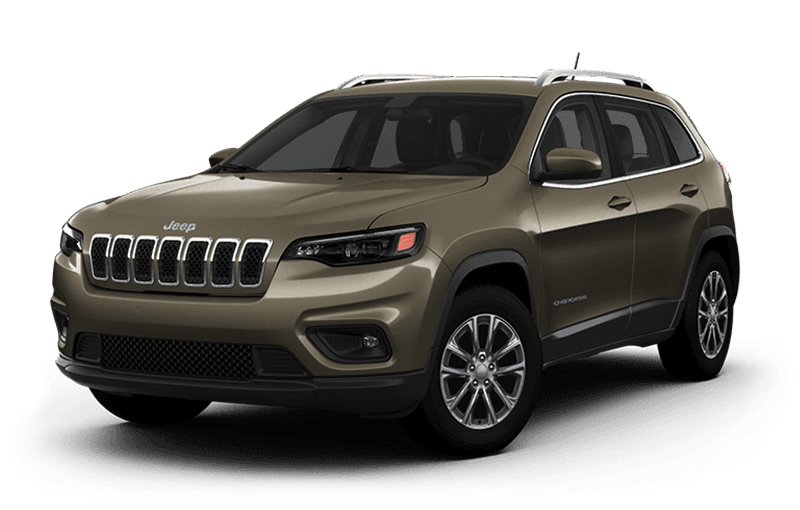2021 Jeep® Cherokee North - Light Brownstone Pearl