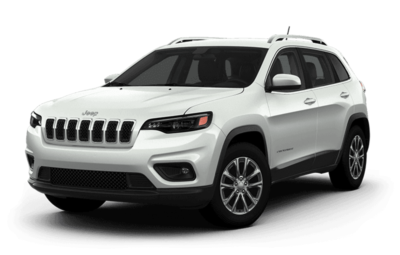 2021 Jeep® Cherokee North - Bright White