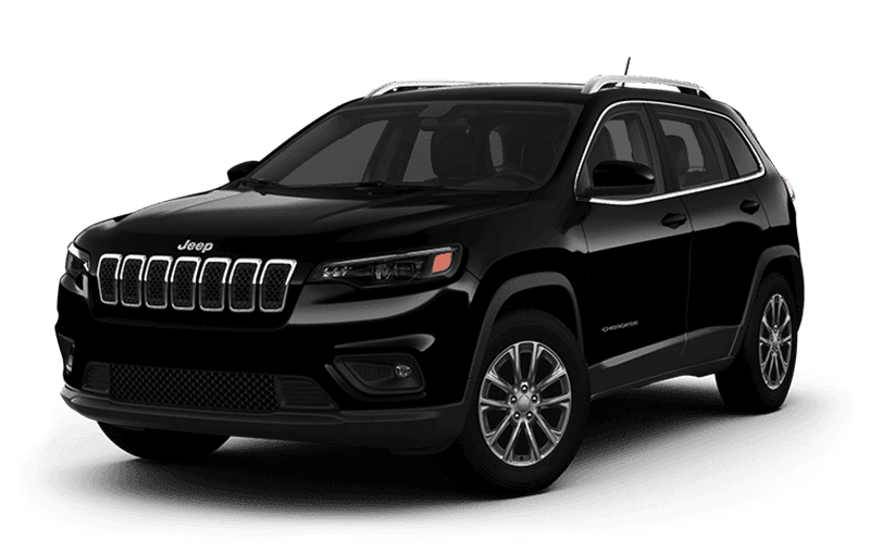 2021 Jeep® Cherokee North - Diamond Black Crystal Pearl