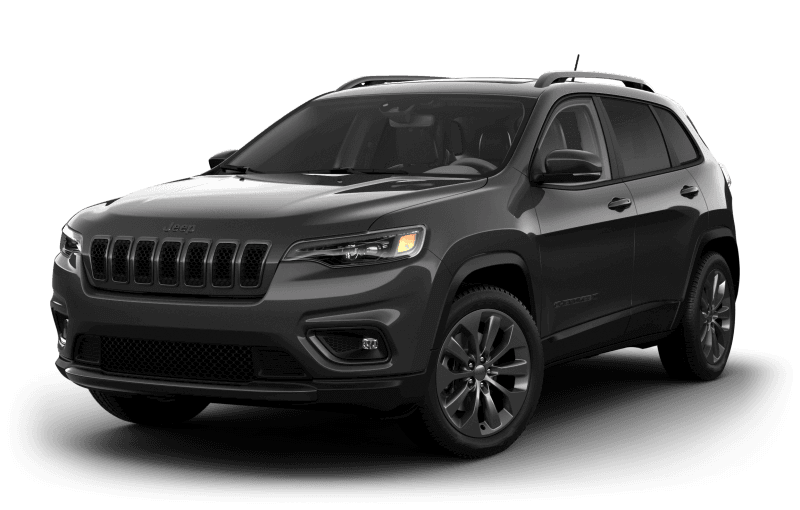 2021 Jeep® Cherokee 80th Anniversary Edition