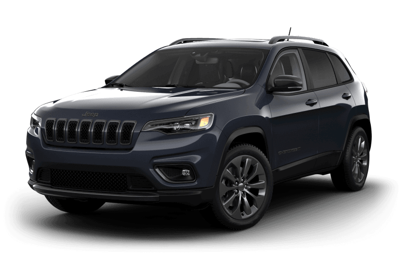 2021 Jeep® Cherokee 80th Anniversary Edition - Blue Shade Pearl
