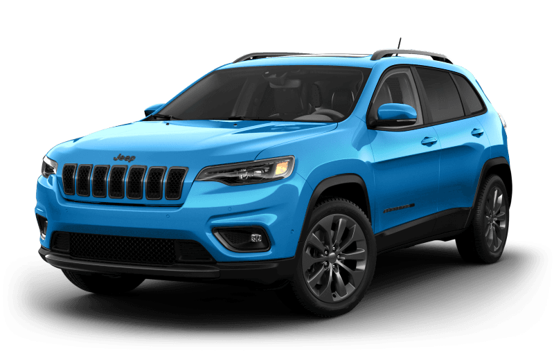 2021 Jeep® Cherokee 80th Anniversary Edition - Hydro Blue Pearl