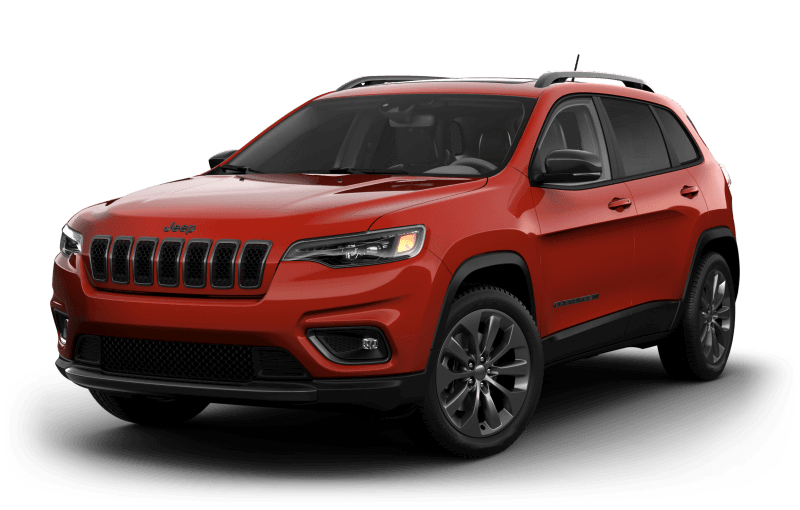 2021 Jeep® Cherokee 80th Anniversary Edition - Spitfire Orange