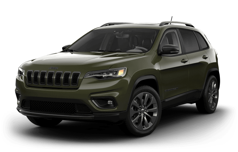 2021 Jeep® Cherokee 80th Anniversary Edition - Olive Green