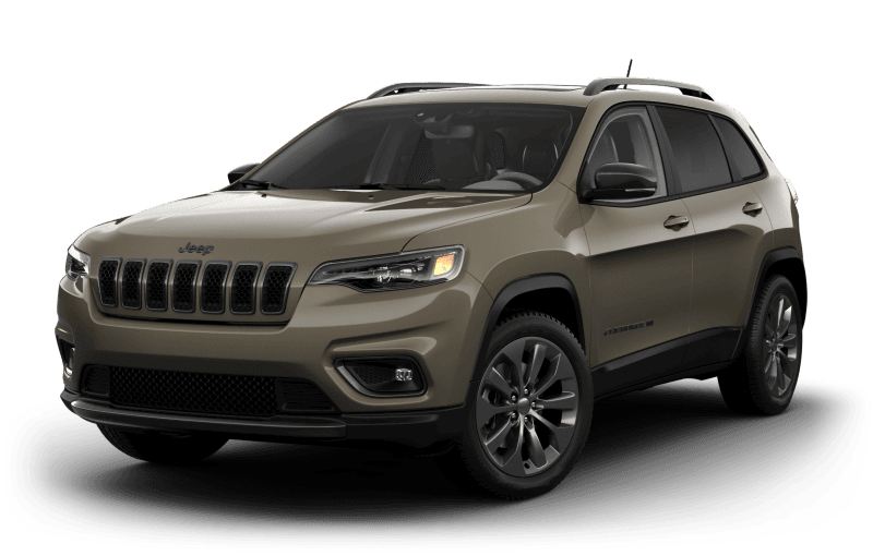 2021 Jeep® Cherokee 80th Anniversary Edition - Light Brownstone Pearl
