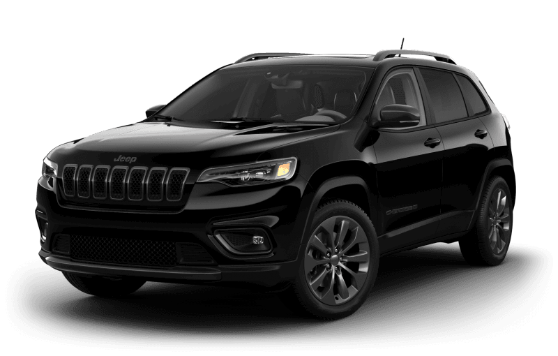 2021 Jeep® Cherokee 80th Anniversary Edition - Diamond Black Crystal Pearl