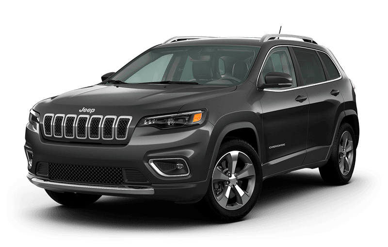 2021 Jeep® Cherokee Limited - Granite Crystal Metallic