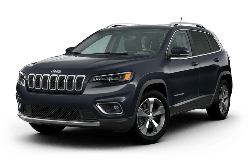 2021 Jeep® Cherokee Limited - Blue Shade Pearl