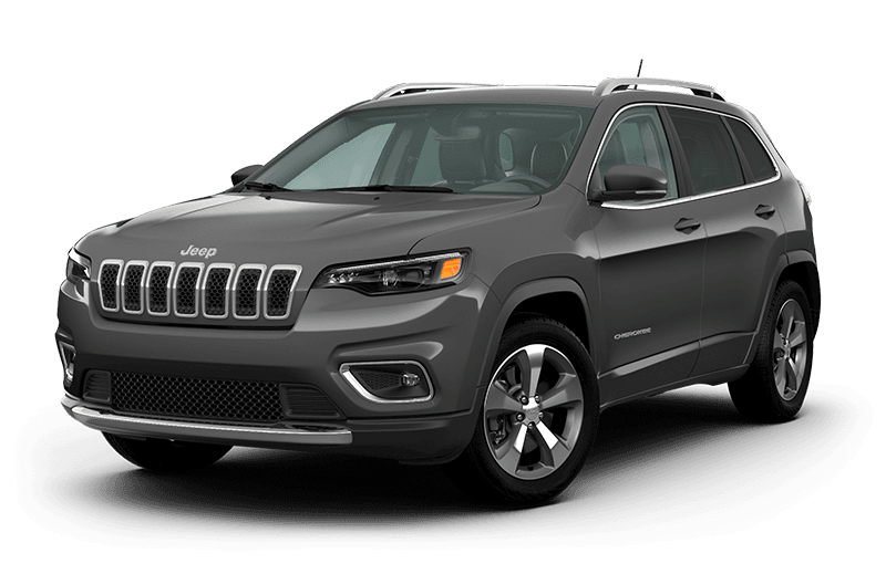 Jeep® Cherokee 2021 Limited - Gris pastenague