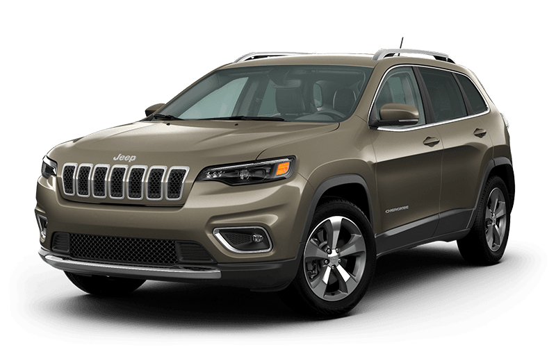 2021 Jeep® Cherokee Limited - Light Brownstone Pearl