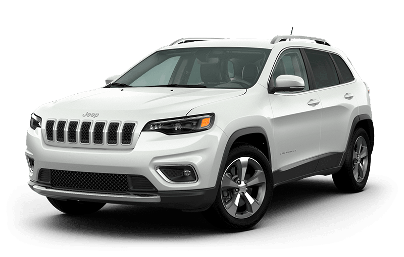 2021 Jeep® Cherokee Limited - Bright White
