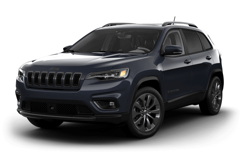 2021 Jeep® Cherokee High Altitude - Blue Shade Pearl