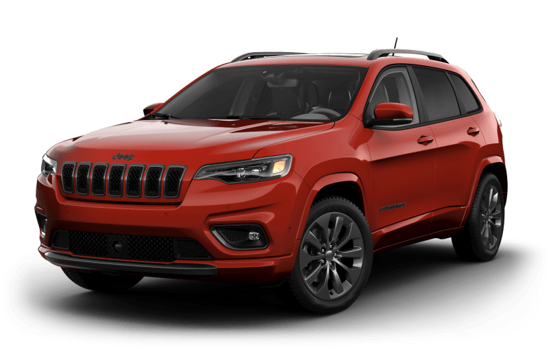 2021 Jeep® Cherokee High Altitude - Spitfire Orange