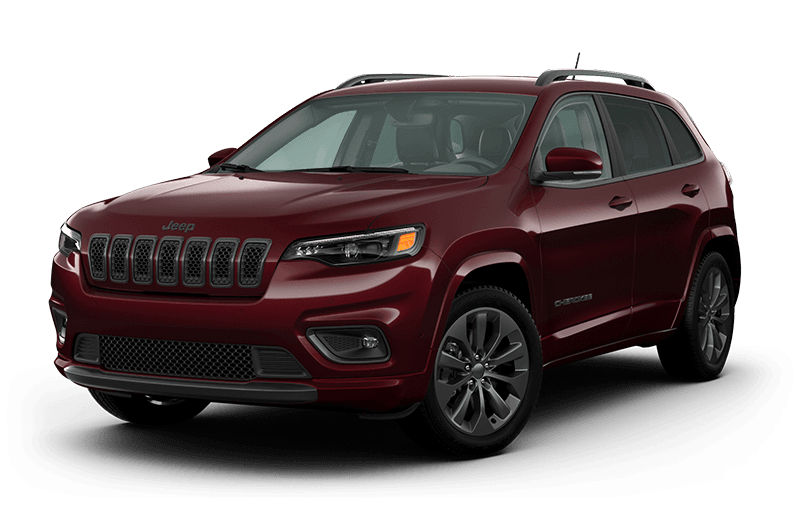 2021 Jeep® Cherokee High Altitude - Velvet Red Pearl