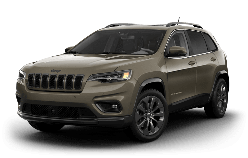 2021 Jeep® Cherokee High Altitude - Light Brownstone Pearl
