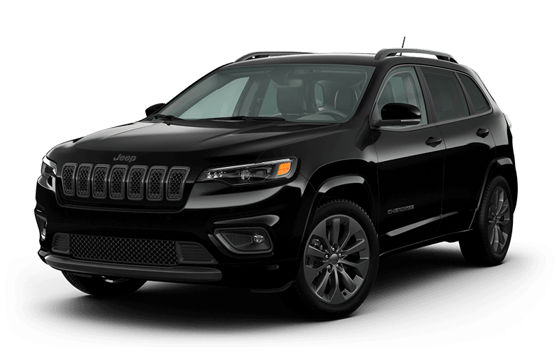 2021 Jeep® Cherokee High Altitude - Diamond Black Crystal Pearl
