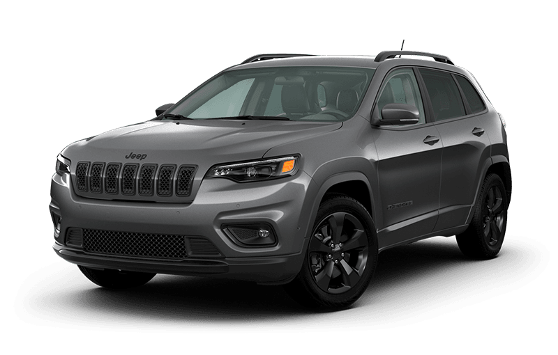 2021 Jeep® Cherokee Altitude - Billet Metallic