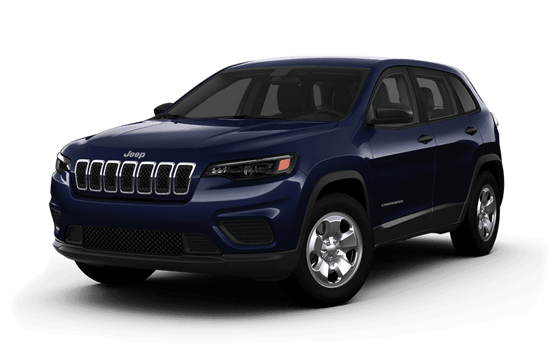2021 Jeep® Cherokee Sport - Blue Shade Pearl