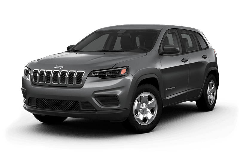 2021 Jeep® Cherokee Sport - Billet Metallic