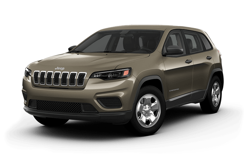 2021 Jeep® Cherokee Sport - Light Brownstone Pearl