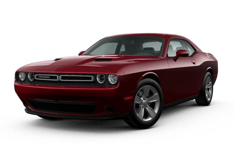 Dodge Challenger 2021 SXT - Rouge Intense