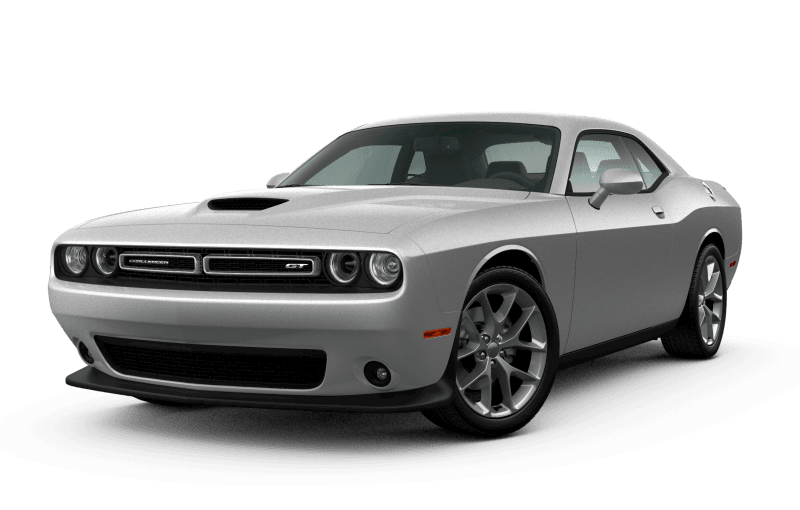 Dodge Challenger 2021 GT - Triple Nickel