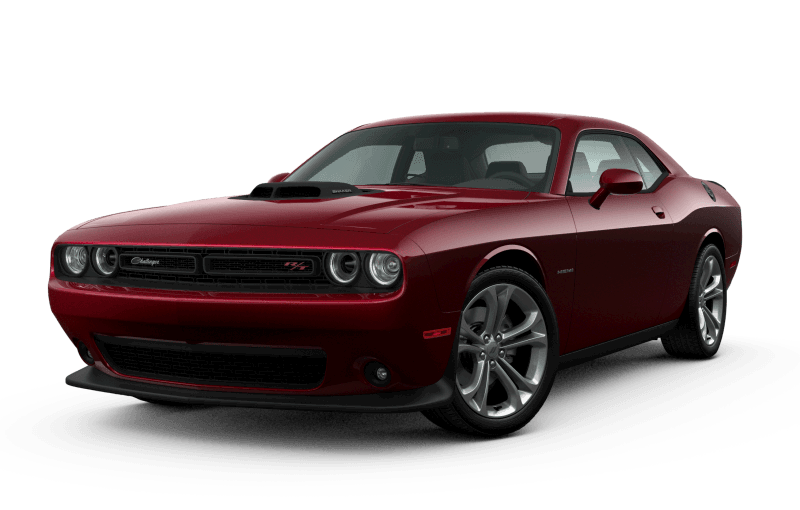 Dodge Challenger 2021 R/T - Rouge Intense