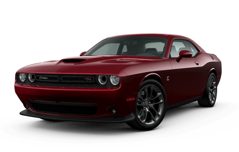 Dodge Challenger 2021 Scat Pack 392 - Rouge Intense