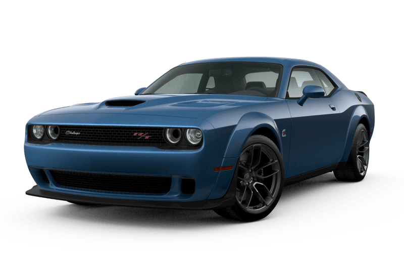 Dodge Challenger 2021 Scat Pack 392 Widebody - Bleu Glacial