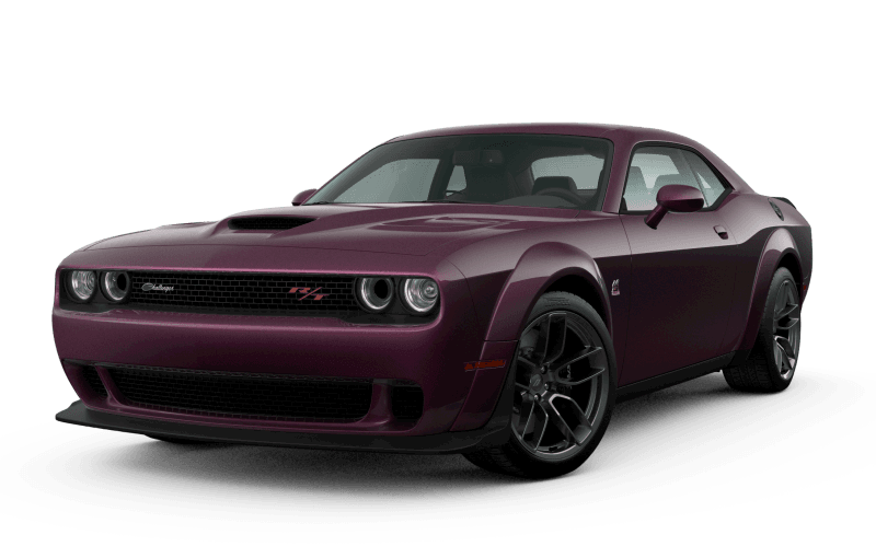 Dodge Challenger 2021 Scat Pack 392 Widebody - Hellraisin