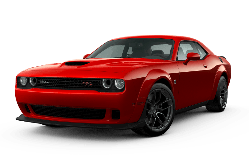 Dodge Challenger 2021 Scat Pack 392 Widebody - Rouge Écarlate