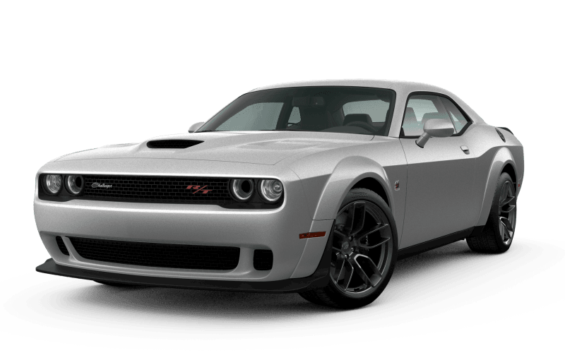 Dodge Challenger 2021 Scat Pack 392 Widebody - Triple Nickel