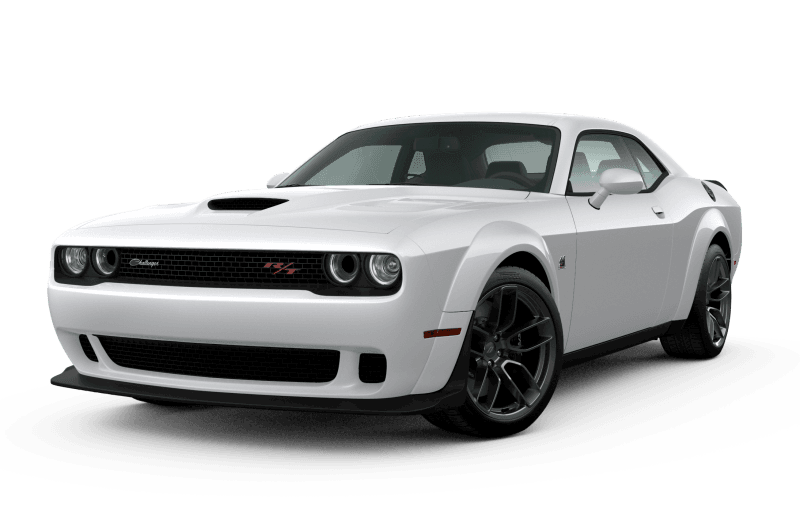 Dodge Challenger 2021 Scat Pack 392 Widebody - Blanc intense