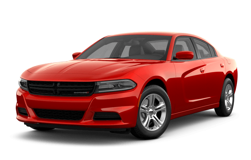 2021 Dodge Charger SXT - TorRed