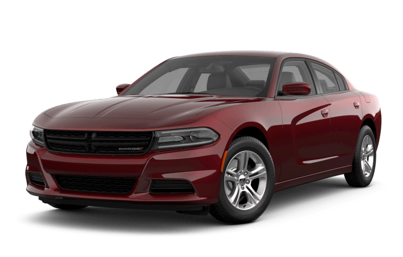 2021 Dodge Charger SXT - Octane Red Pearl