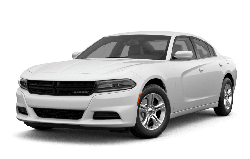 2021 Dodge Charger SXT - White Knuckle
