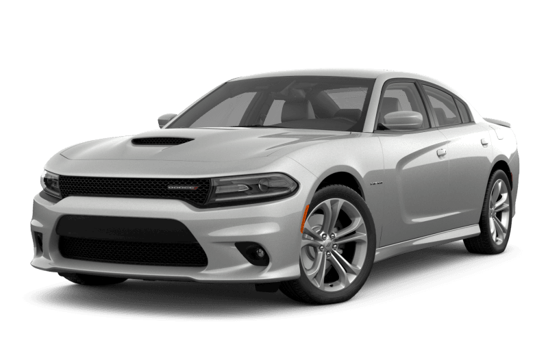 2021 Dodge Charger R/T - Smoke Show
