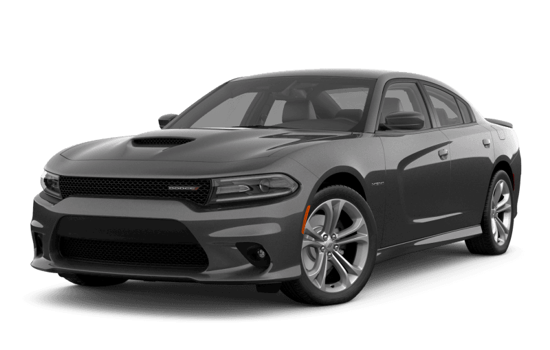2021 Dodge Charger R/T - Granite Crystal Metallic