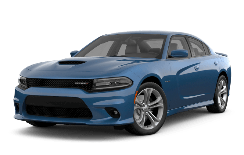 2021 Dodge Charger R/T - Frostbite