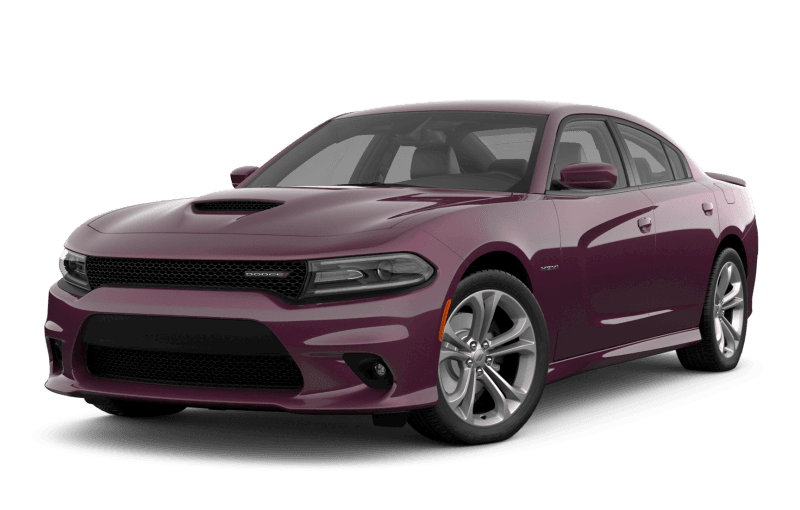 2021 Dodge Charger R/T - Hellraisin