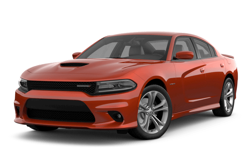 2021 Dodge Charger R/T - Sinamon Stick