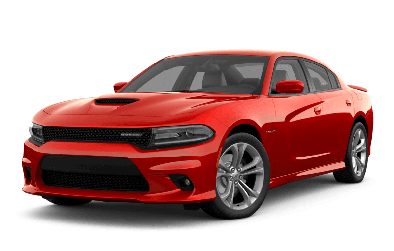 Dodge Charger 2021 R/T - Rouge écarlate