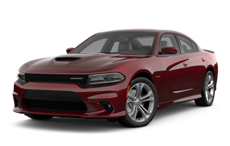2021 Dodge Charger R/T - Octane Red Pearl