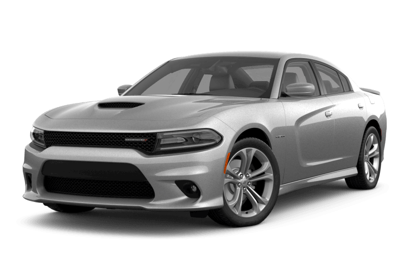 2021 Dodge Charger R/T - Triple Nickel