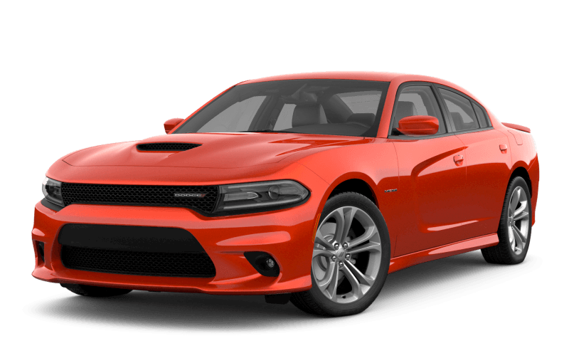 2021 Dodge Charger R/T - Go Mango