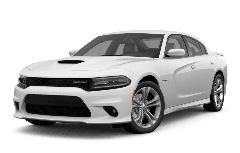 2021 Dodge Charger R/T - White Knuckle