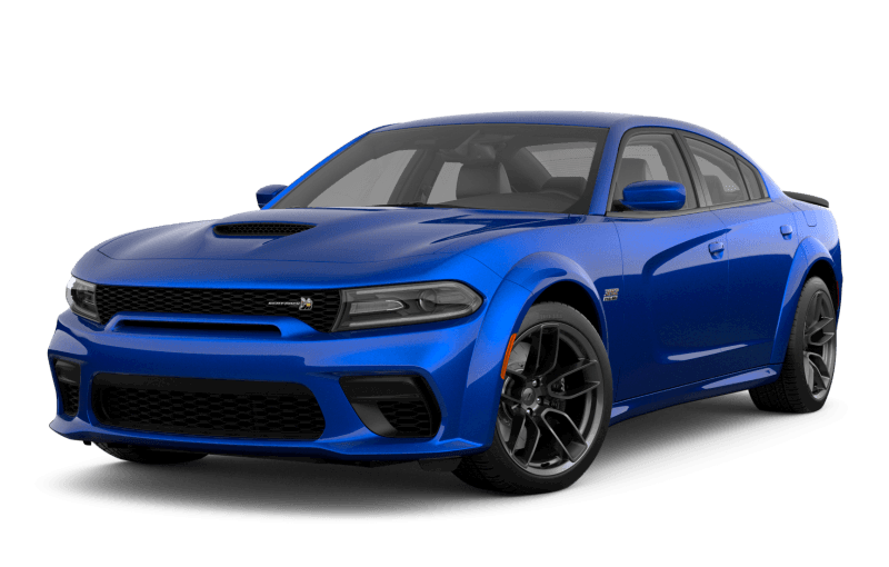 2021 Dodge Charger Scat Pack 392 Widebody - IndiGo Blue
