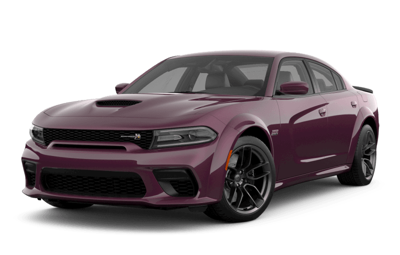 Dodge Charger 2021 Scat Pack 392 Widebody - Hellraisin